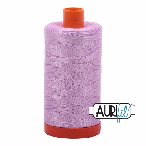 Aurifil Cotton 50wt, 2515 Light Orchid