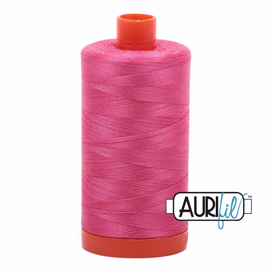 Aurifil Cotton 50wt, 2530 Blossom Pink