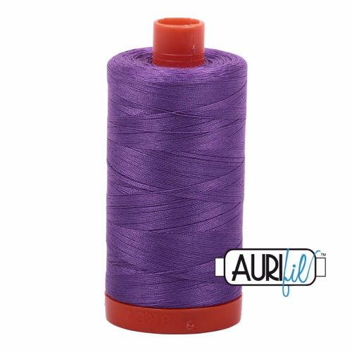 Aurifil Cotton 50wt, 2540 Medium Lavender