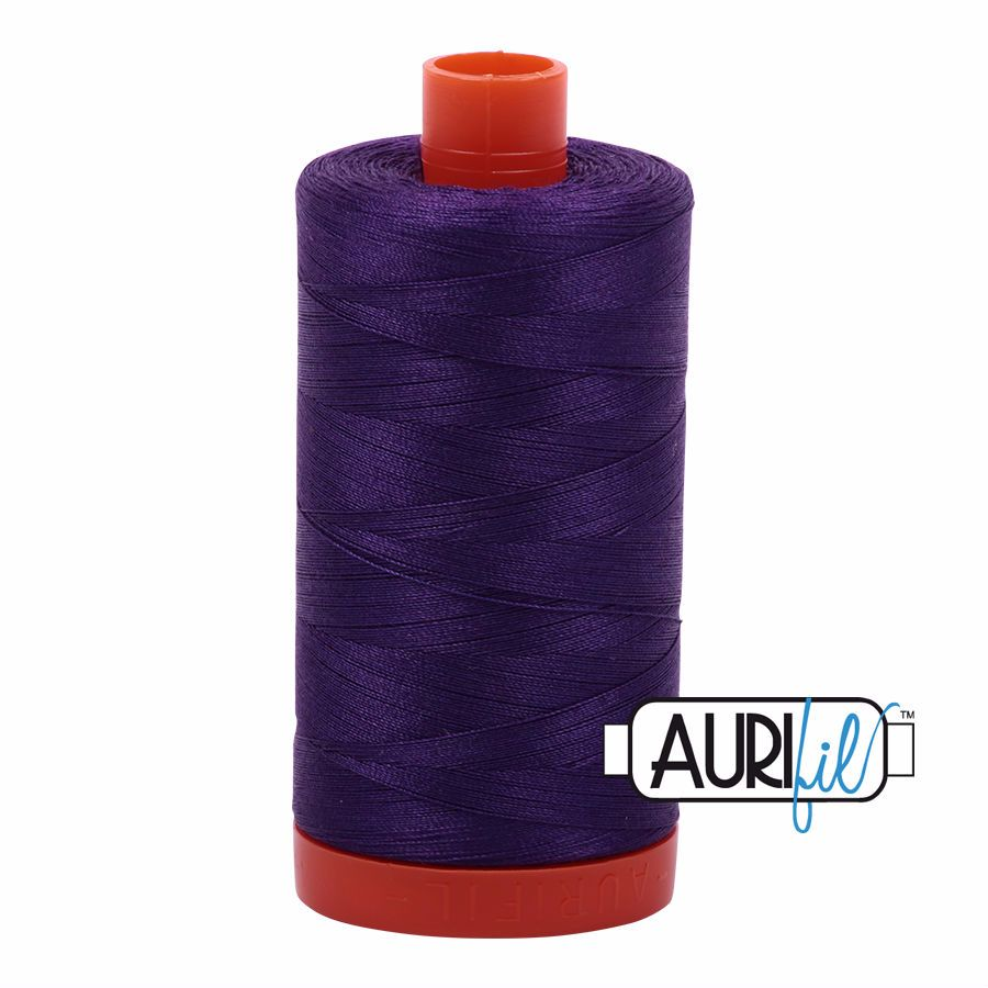 Aurifil Cotton 50wt, 2545 Medium Purple
