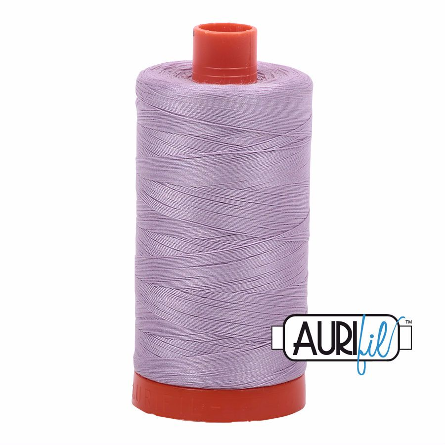 Aurifil Cotton 50wt, 2562 Lilac