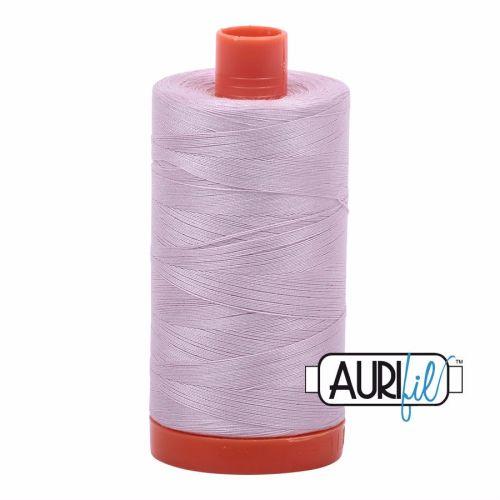 Aurifil Cotton 50wt, 2564 Pale Lilac
