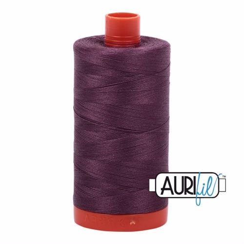Aurifil Cotton 50wt, 2568 Mulberry