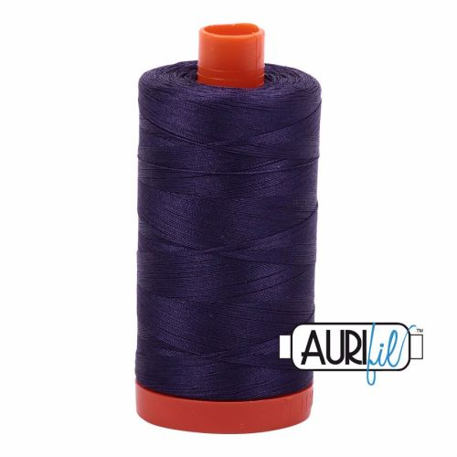 Aurifil Cotton 50wt, 2581 Dark Dusty Grape