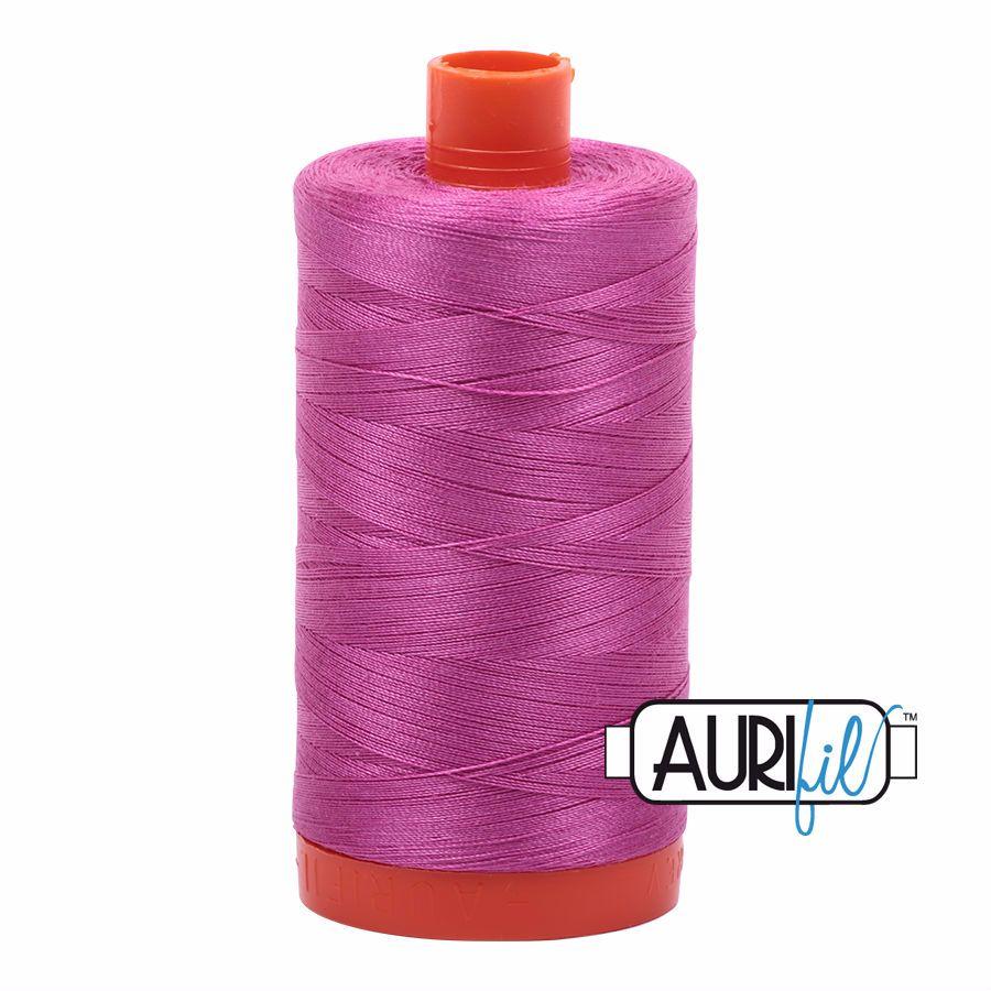 Aurifil Cotton 50wt, 2588 Light Magenta