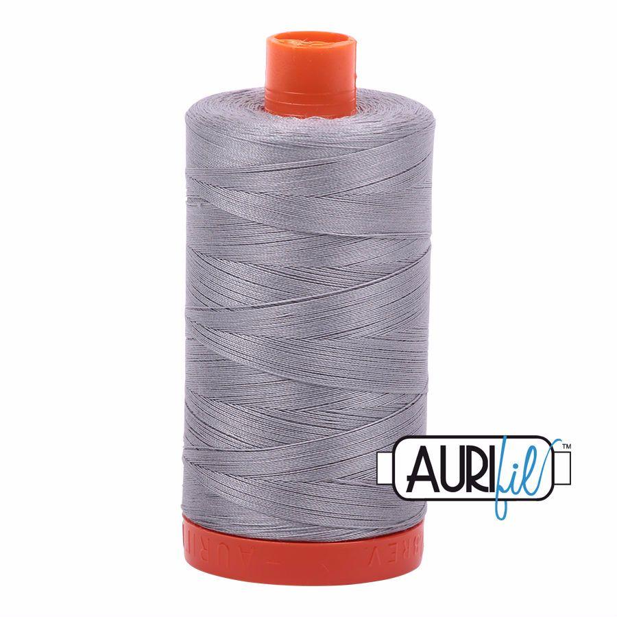 Aurifil Cotton 50wt, 2606 Mist