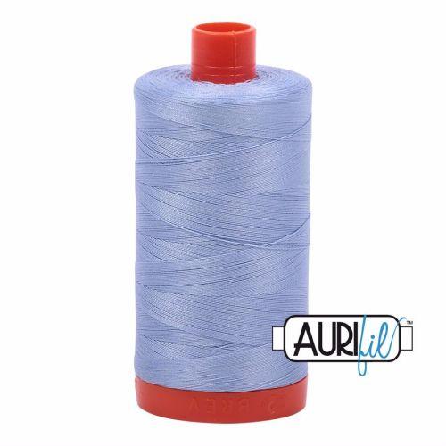 Aurifil Cotton 50wt, 2770 Very Light Delft