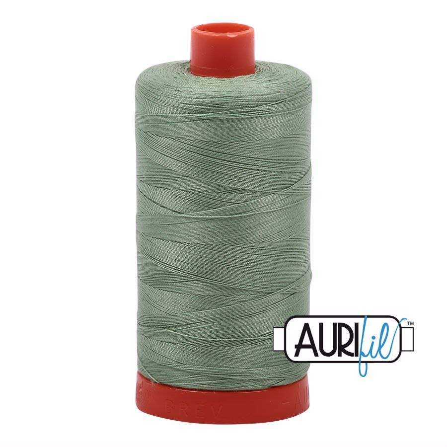 Aurifil Cotton 50wt, 2840 Loden Green