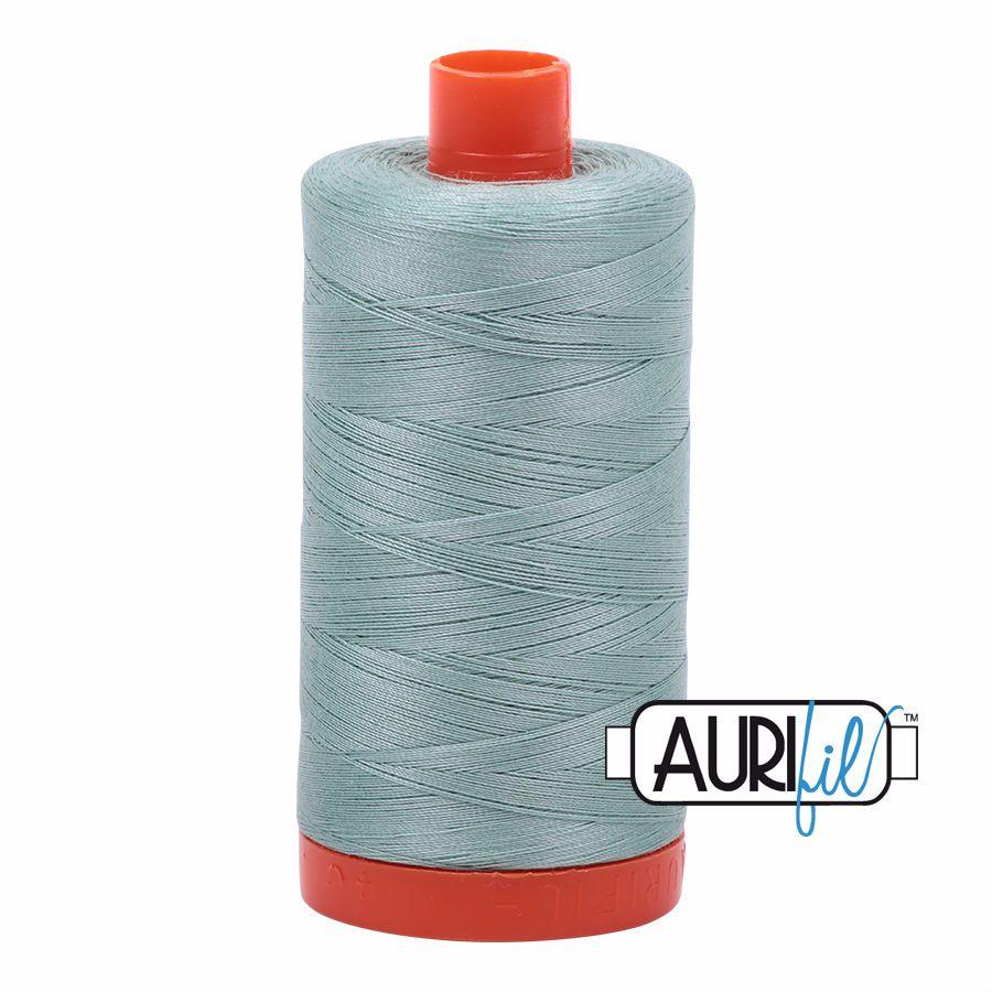 Aurifil Cotton 50wt, 2845 Light Juniper