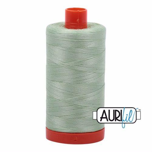 Aurifil Cotton 50wt, 2880 Pale Green