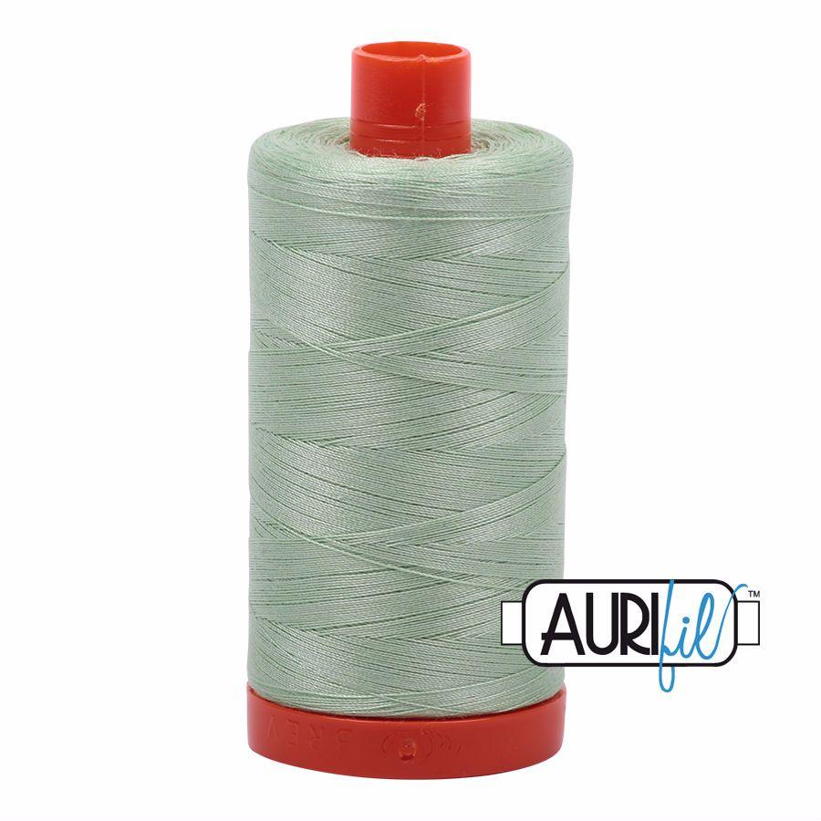 Aurifil Cotton 50wt, 2880 Pale Green