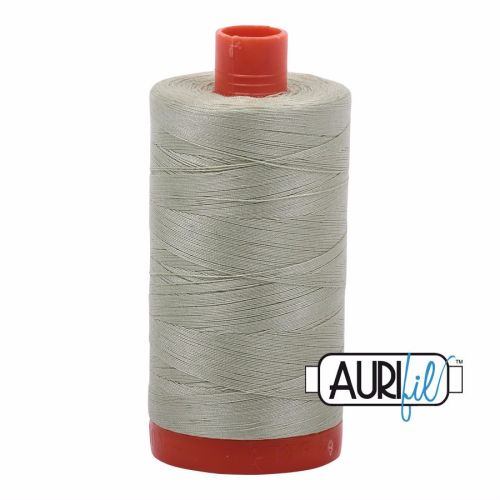 Aurifil Cotton 50wt, 2908 Spearmint