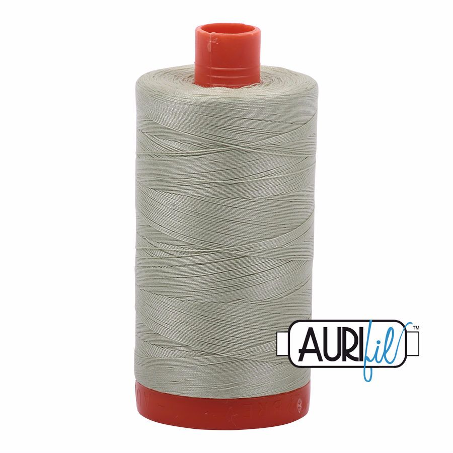 Aurifil Cotton 50wt, 2908 Spearmint