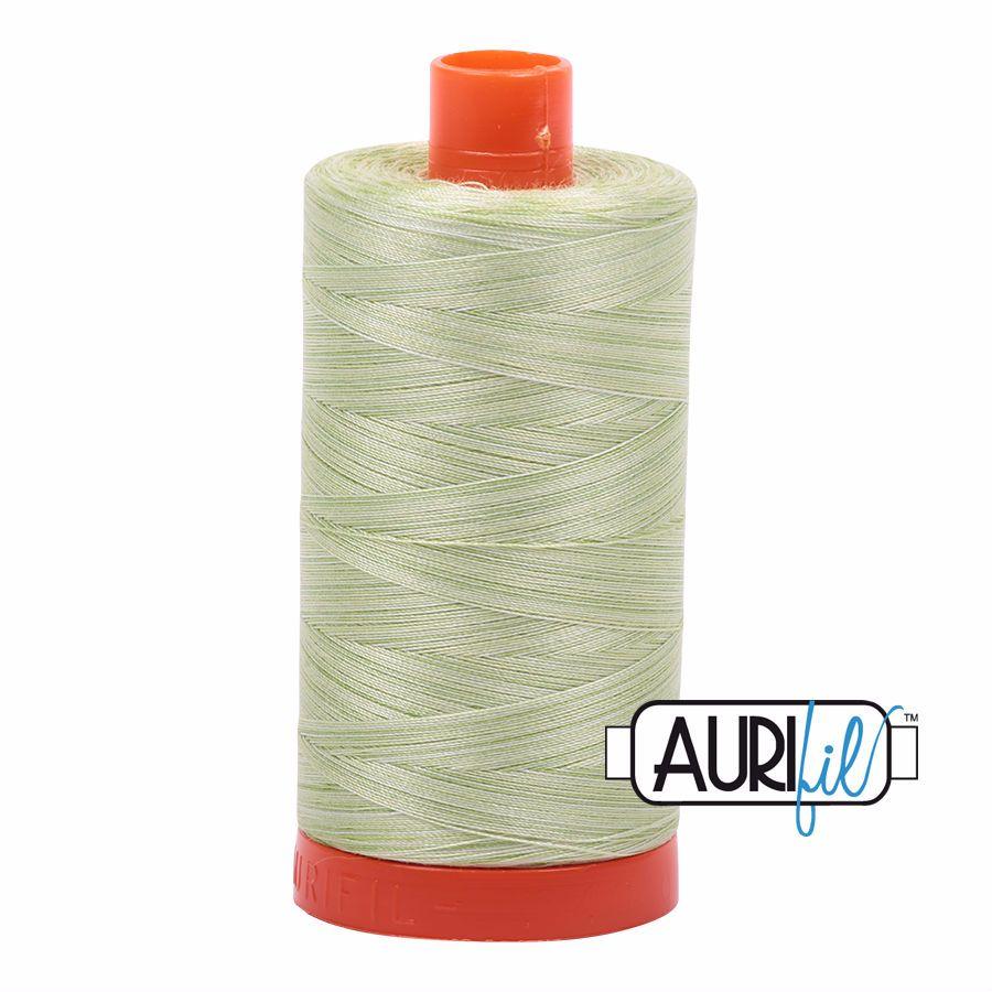 Aurifil Cotton 50wt, 3320 Light Spring Green