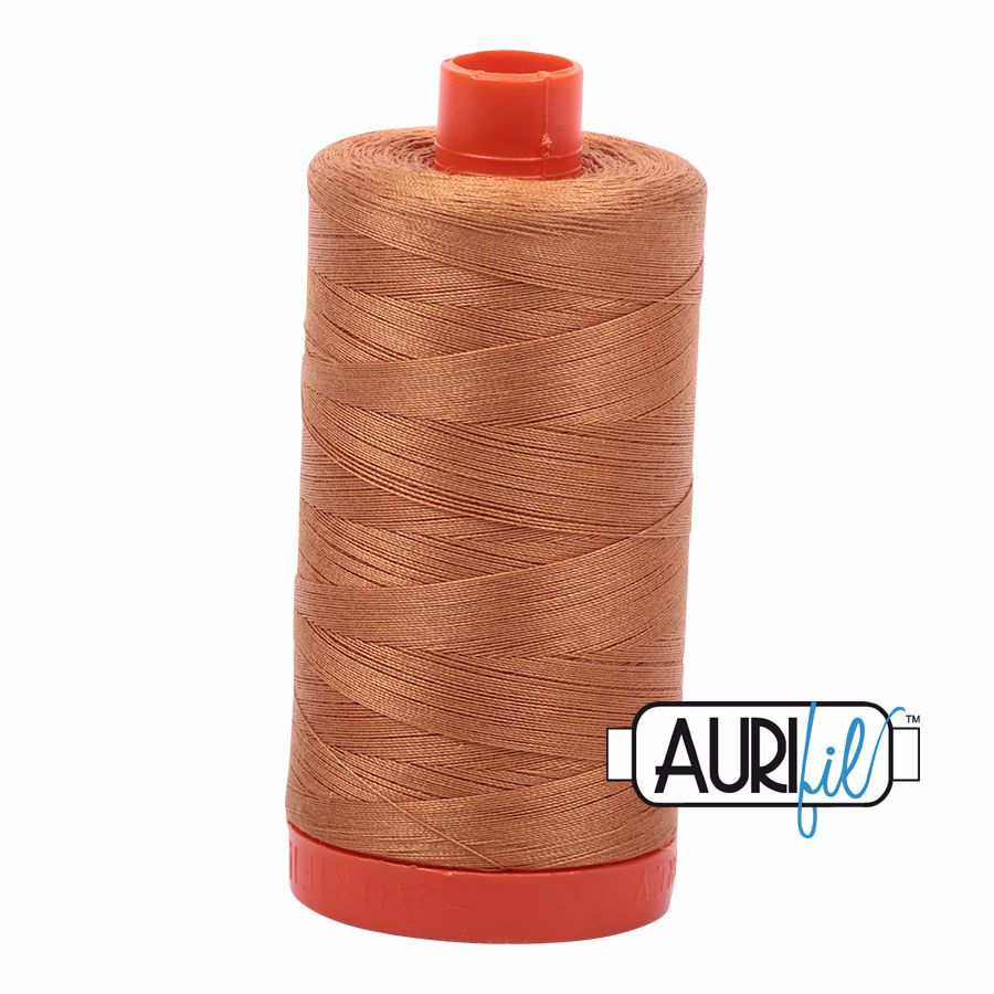 Aurifil Cotton 50wt, 2930 Golden Toast