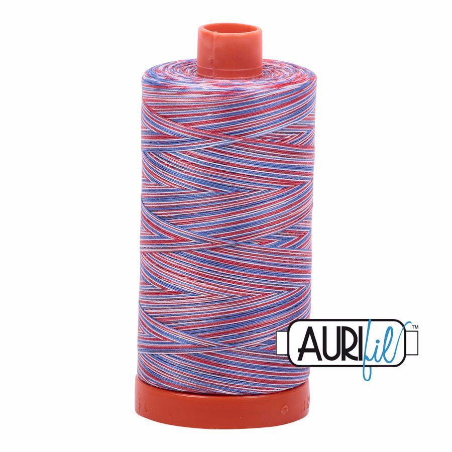 Aurifil Cotton 50wt, 3852 Liberty