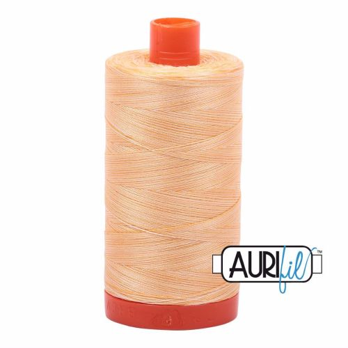 Aurifil Cotton 50wt, 3920 Golden Glow