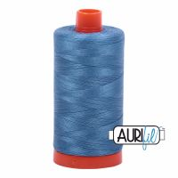 Aurifil Cotton 50wt, 4140 Wedgewood