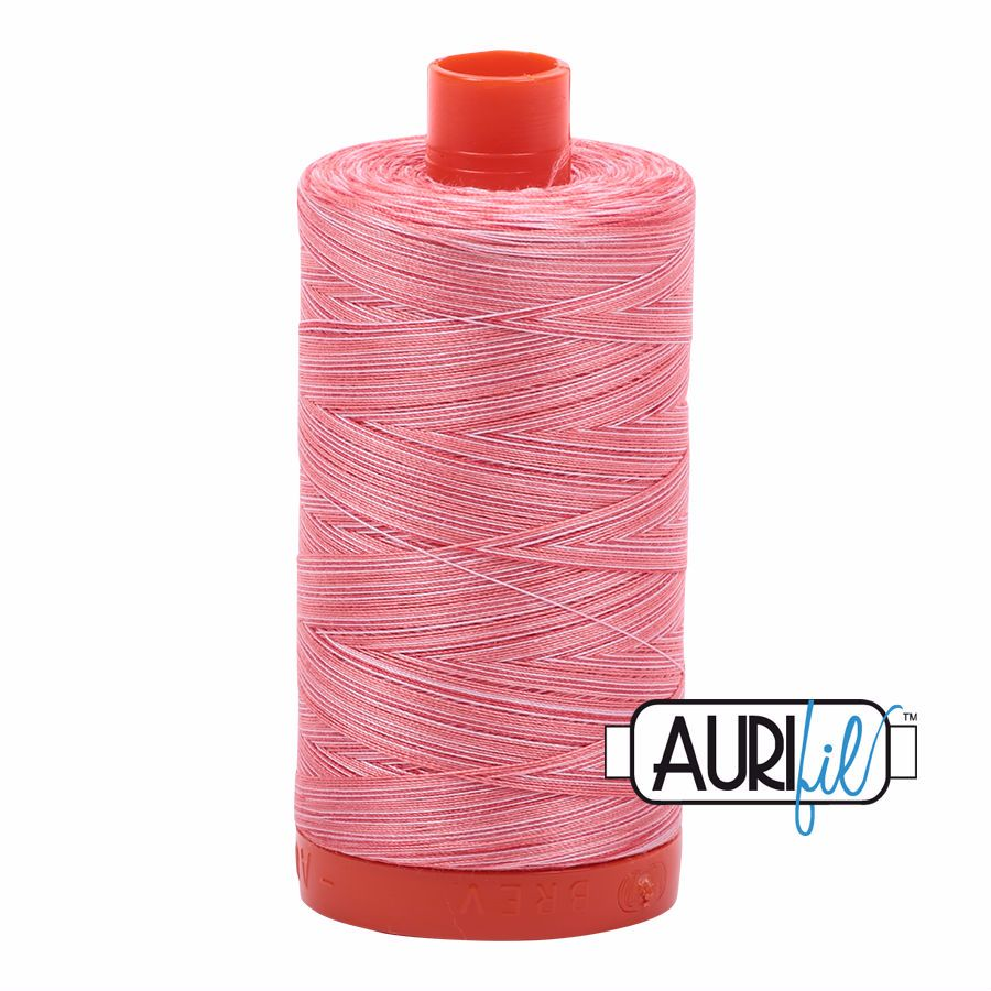 Aurifil Cotton 50wt, 4250 Flamingo