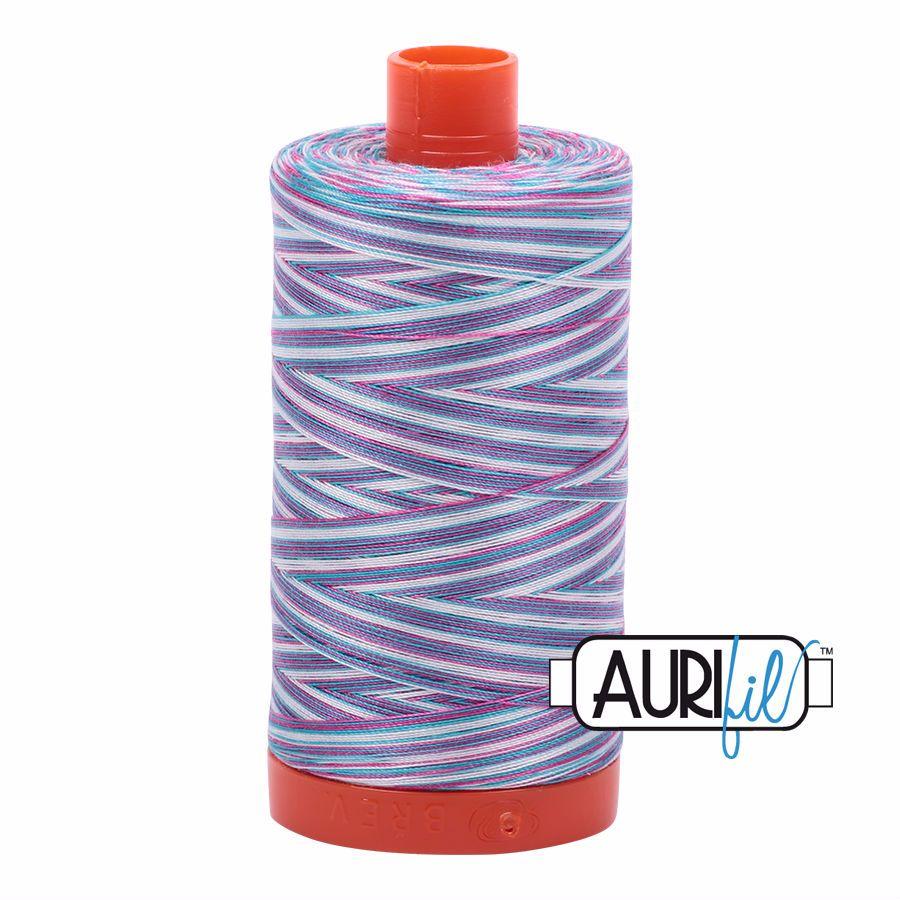 Aurifil Cotton 50wt, 4647 Berrylicious