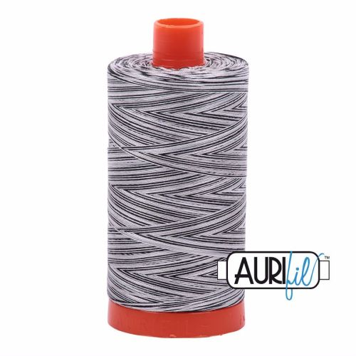 Aurifil Cotton 50wt, 4652 Licorice Twist
