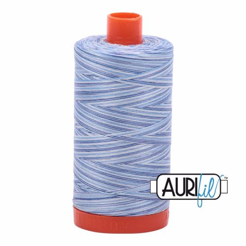 Aurifil Cotton 50wt, 4655 Storm at Sea