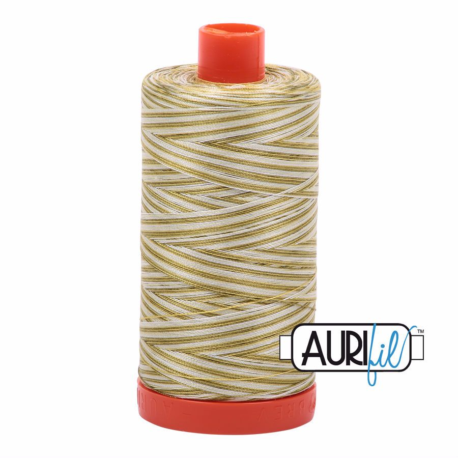 Aurifil Cotton 50wt, 4653 Spring Prairie