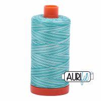 Aurifil Cotton 50wt, 4654 Turquoise Foam