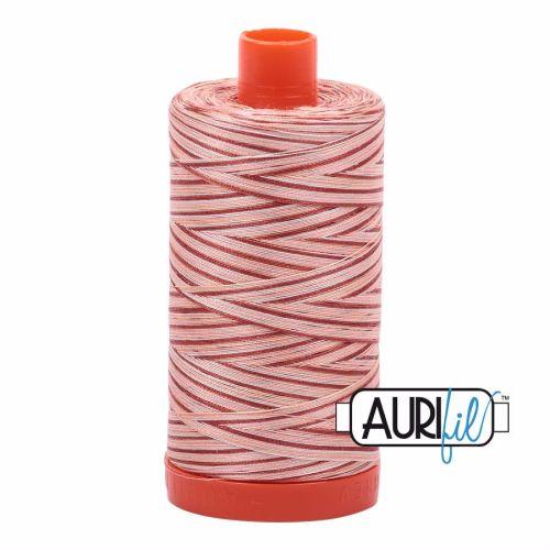 Aurifil Cotton 50wt, 4656 Cinnamon Sugar