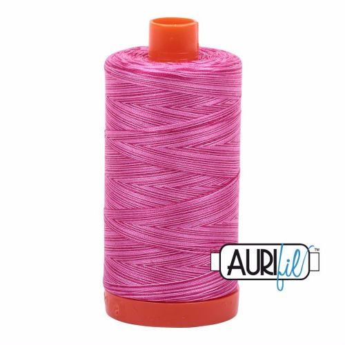 Aurifil Cotton 50wt, 4660 Pink Taffy