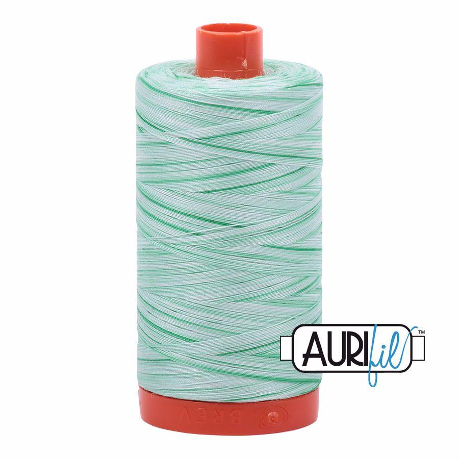 Aurifil Cotton 50wt, 4661 Mint Julep
