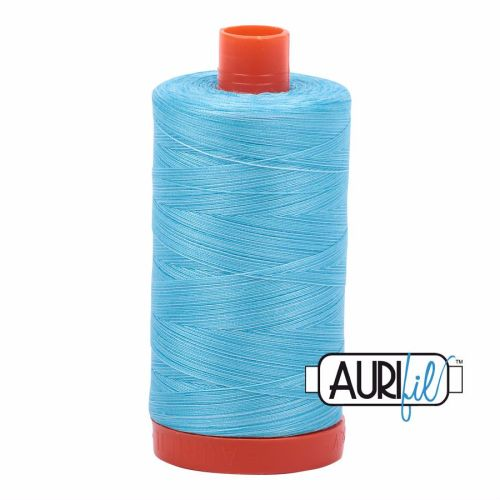 Aurifil Cotton 50wt, 4663 Baby Blue Eyes