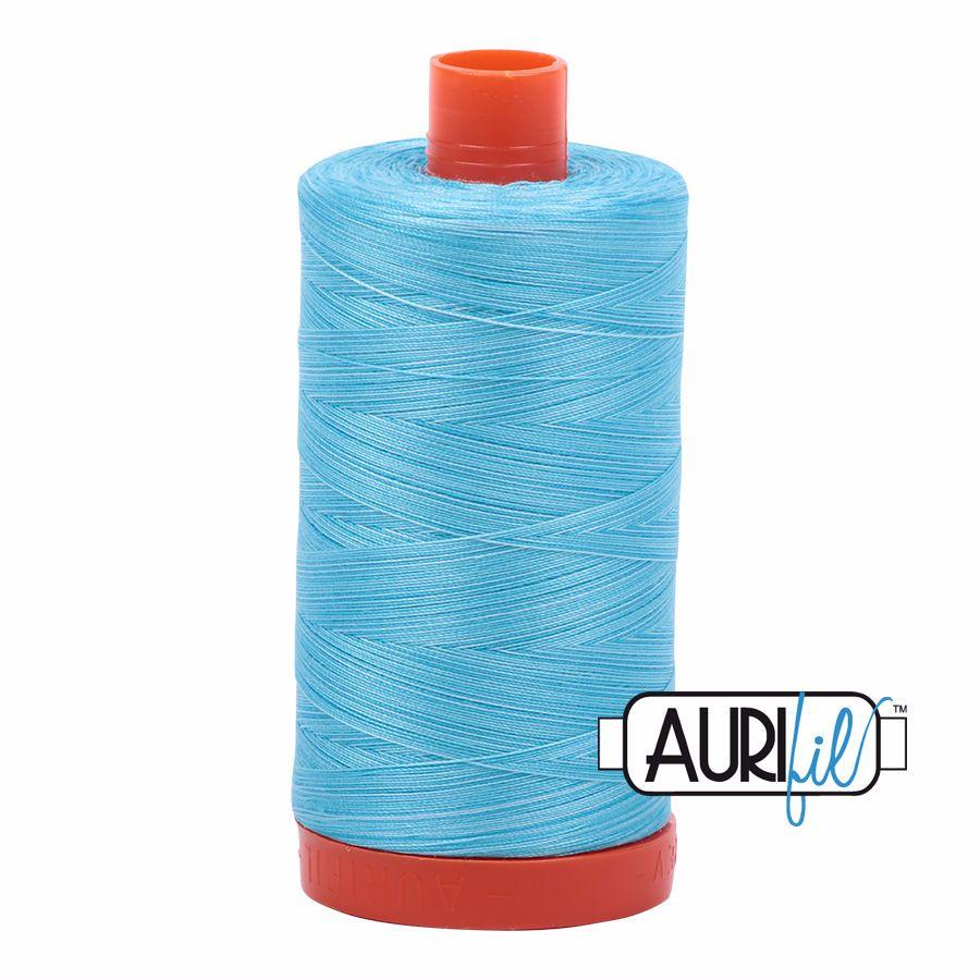 Aurifil Cotton 50wt, 4663 Baby Blue Eyes
