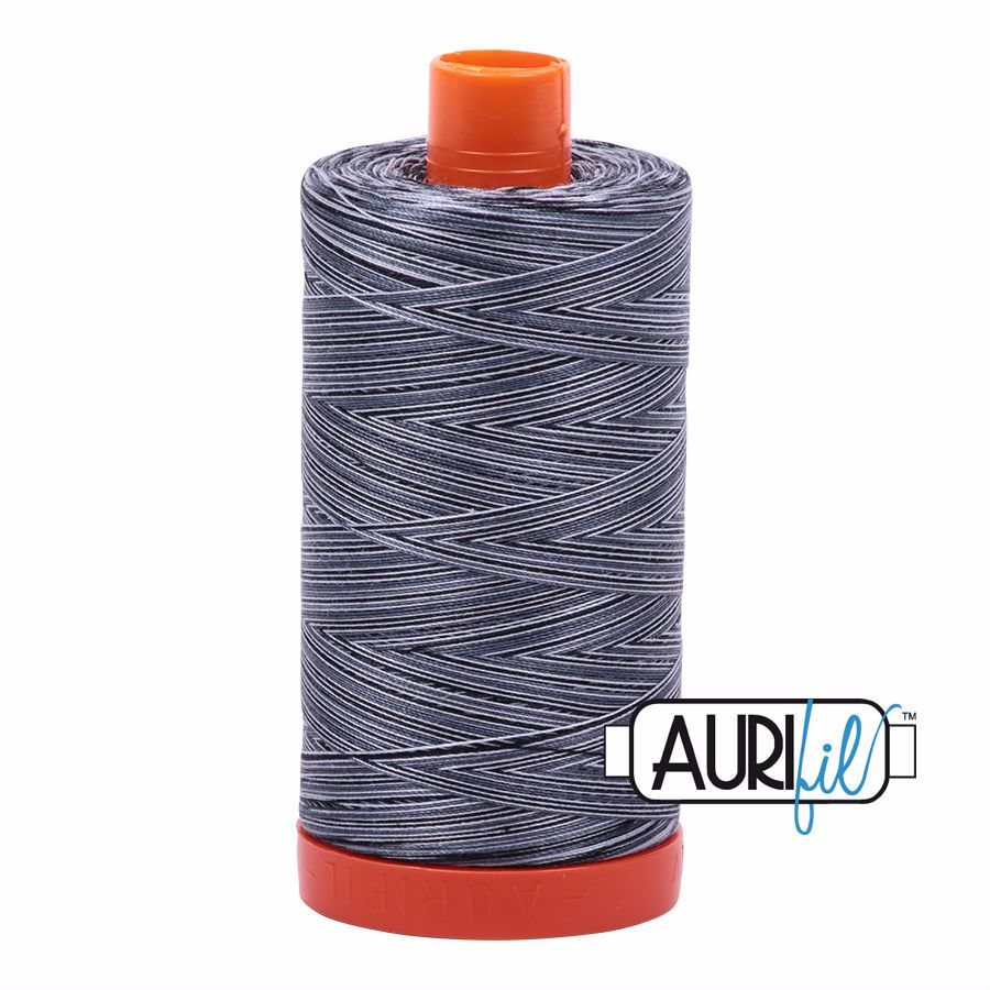 Aurifil Cotton 50wt, 4664 Stonefields