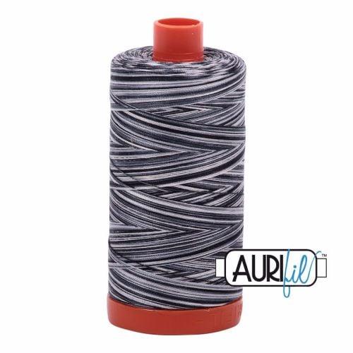 Aurifil Cotton 50wt, 4665 Graphite