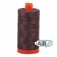 Aurifil Cotton 50wt, 4671 Mocha Mousse