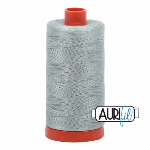 Aurifil Cotton 50wt, 5014 Marine Water