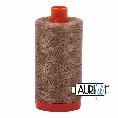 Aurifil Cotton 50wt, 6010 Toast