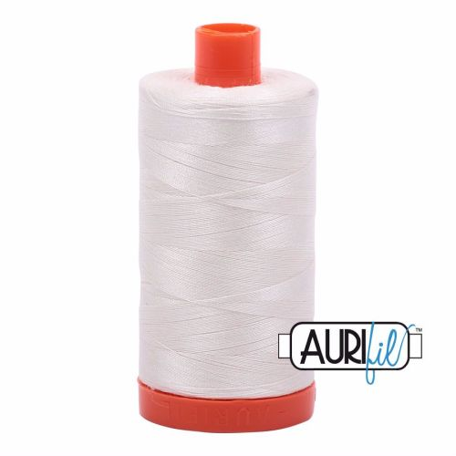 Aurifil Cotton 50wt, 6722 Sea Biscuit