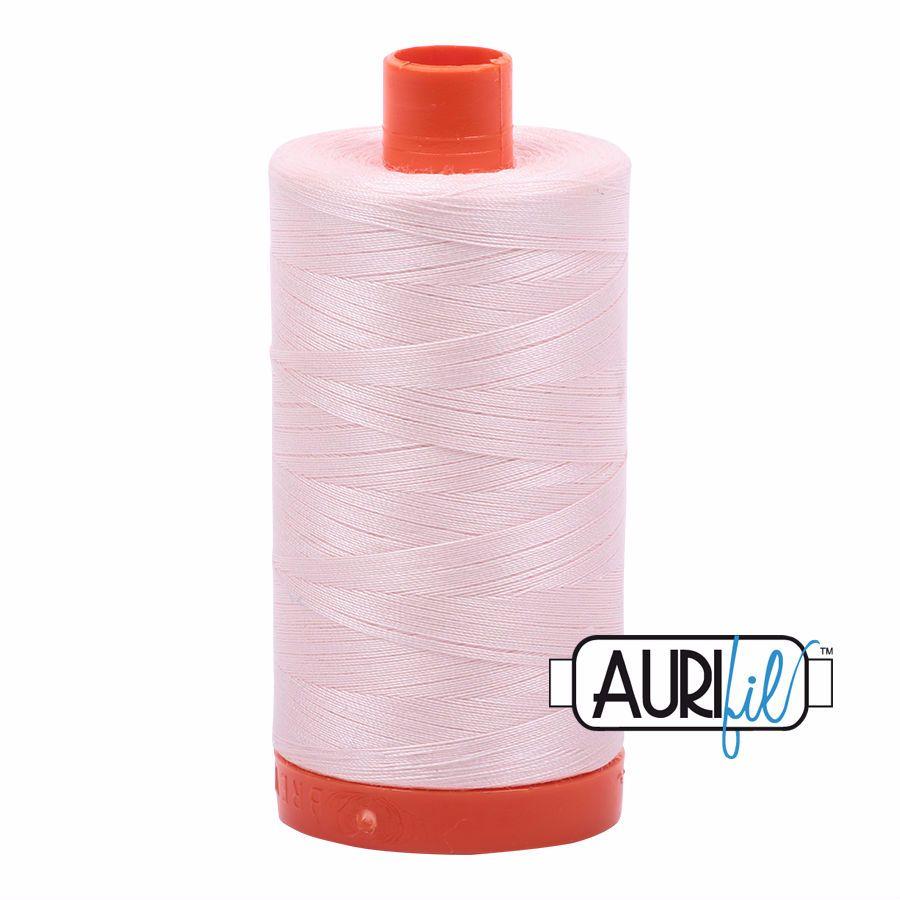 Aurifil Cotton 50wt, 6723 Fairy Floss