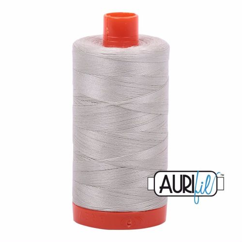 Aurifil Cotton 50wt, 6724 Moonshine
