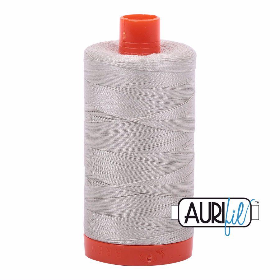 Aurifil Cotton 50wt, 6724 Moonshine