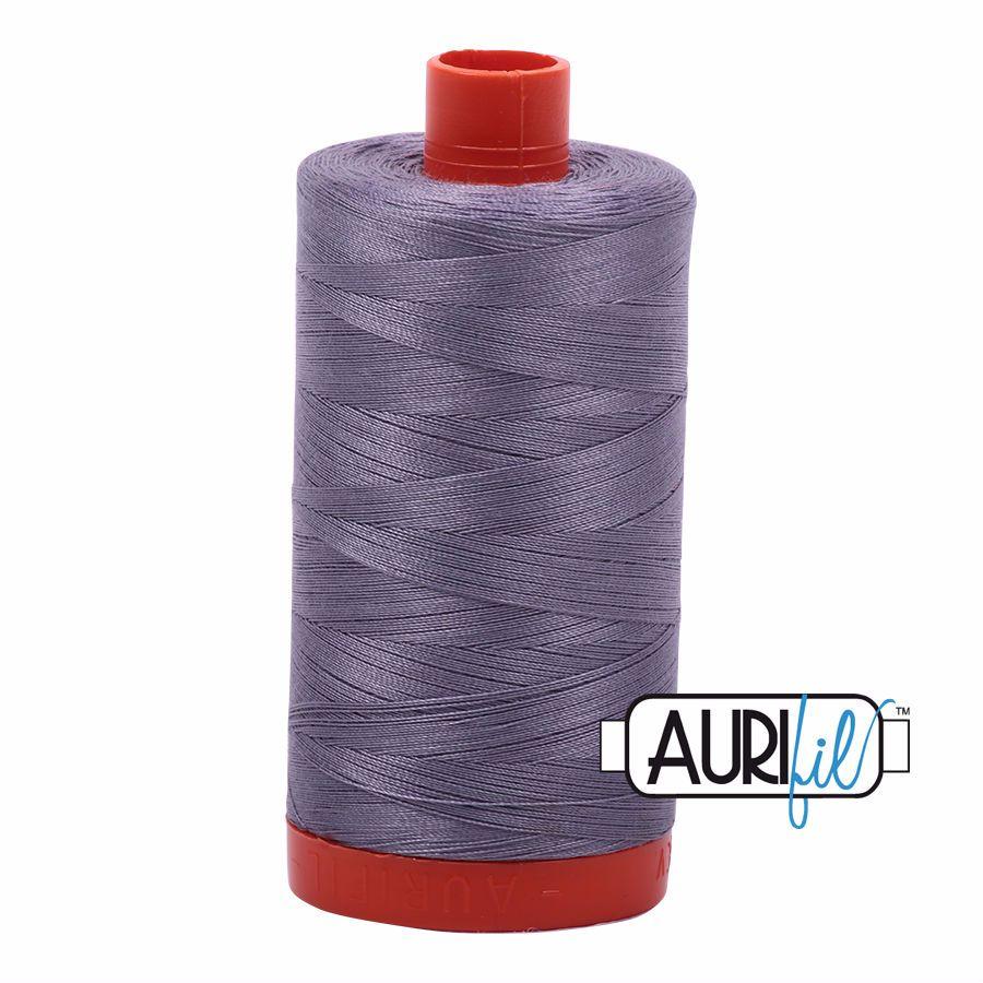 Aurifil Cotton 50wt, 6732 Earl Grey