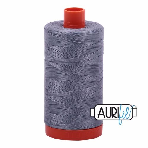 Aurifil Cotton 50wt, 6734 Swallow