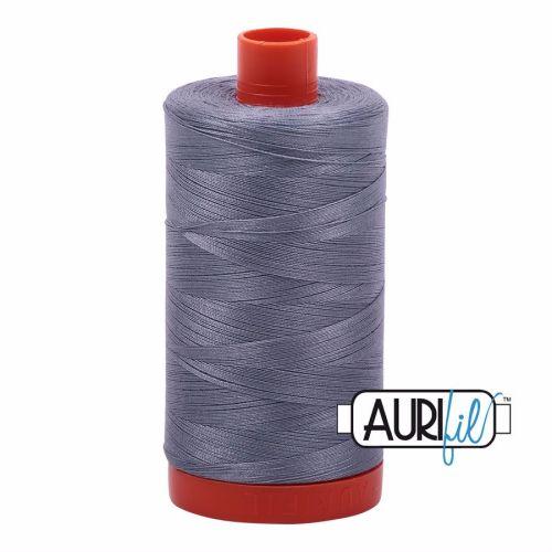 Aurifil Cotton 50wt, 6734 Swallow