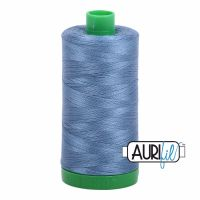 Aurifil Cotton 40wt, 1126 Blue Grey