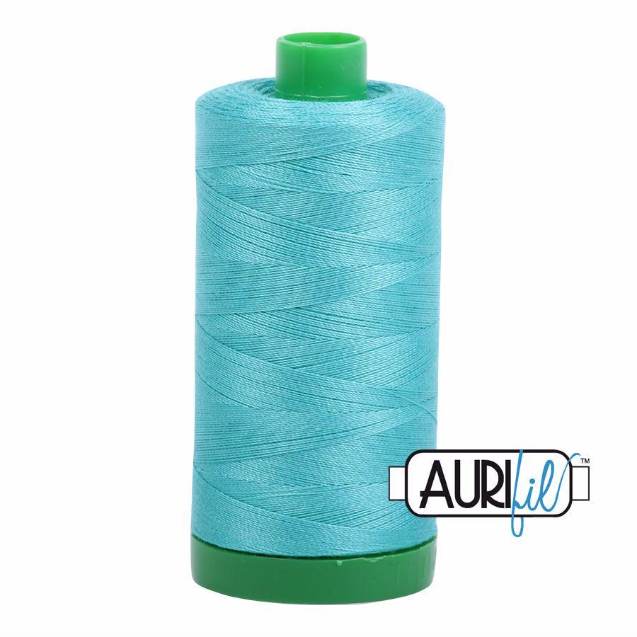 Aurifil Cotton 40wt, 1148 Light Jade