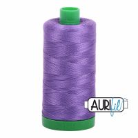 Aurifil Cotton 40wt, 1243 Dusty Lavender
