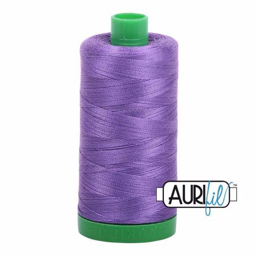 Aurifil Cotton 40wt, 1243 Dusty Lavender