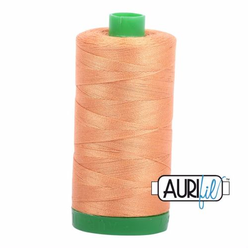 Aurifil Cotton 40wt, 2210 Caramel